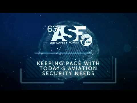 KEEPING PACE WITH TODAY'S AVIATION SECURITY NEEDS