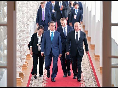 الرئيس الروسي يجري مباحثات مع نظيره الكوري الجنوبي في موسكو  - نشر قبل 1 ساعة
