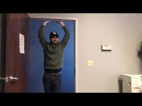 Ridder, Scott and Shannen - Can Ridder Do 40 Pushups in Under a Minute!? [WATCH]