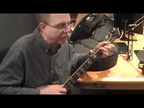 "Sheila Simon and Eric Zorn play ""Old Joe Clark"""