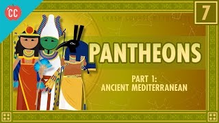 Pantheons of the Ancient Mediterranean: Crash Course Mythology #7 thumbnail