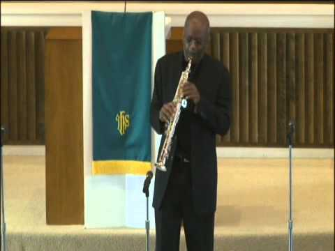 MLK 2013 Pastor Ozzie Smith Jr.