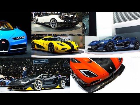 My First Geneva Motorshow Experience
