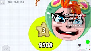 AGAR.IO MOBILE LEVEL 3 TROLLING ! INSANE REVENGE