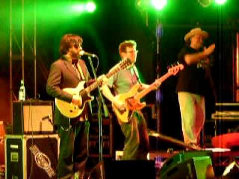 Cornershop - Brimful of Asha - Live at Perth Festival - 19th February 2012