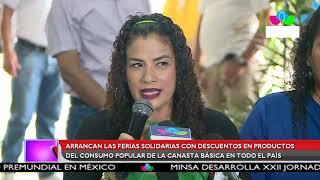 Multinoticias | Arrancan Feria de la Economía Familiar en todo los mercados del país