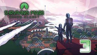 Star Child – Surviving Mars Green Planet Gameplay – [Stream VOD] Part 3