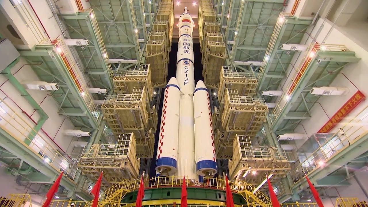 Китай готовится к запуску космического корабля «Шэньчжоу-13»