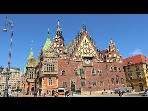 [4K] Wrocław Stare
