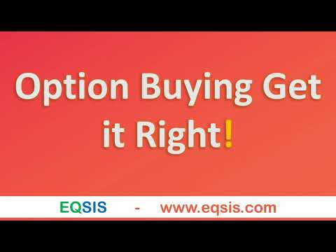 ✔️ Option Buying Get It Right!: Essential Step-by-Step Guide to Become Successful