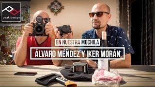 En nuestra mochila: Álvaro Méndez e Iker Morán