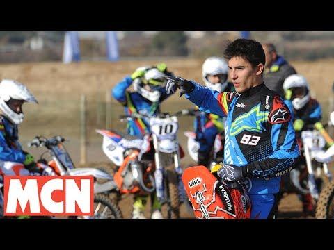 A quick look at Marc Marquez's Allianz Junior Motor Camp | Sport | Motorcyclenews.com
