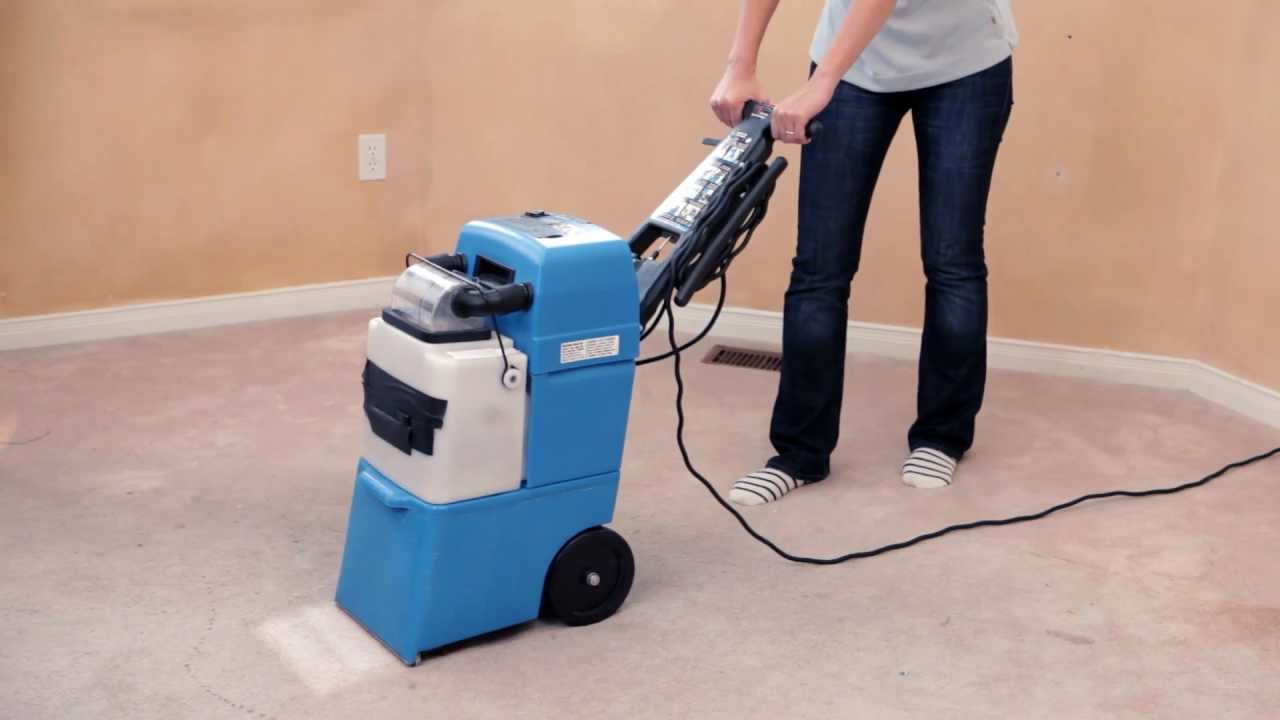 How To Deep Clean A Carpet With A Carpet Cleaner And