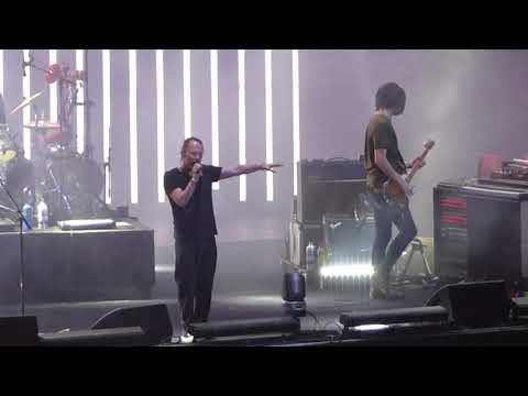 Radiohead  - Creep  en Lima Peru 2018