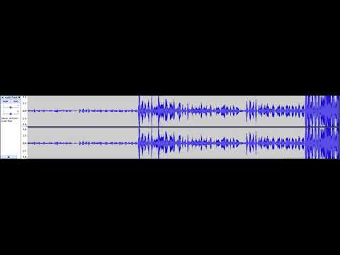 Audacity: Echo Effect HELL