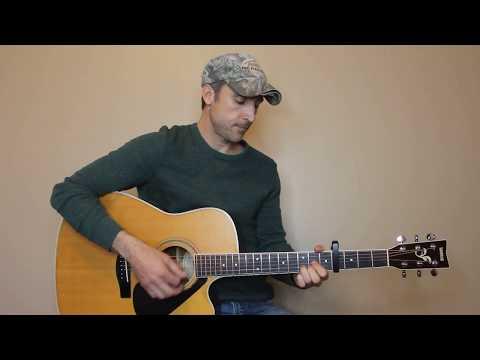 Beautiful Crazy - Luke Combs - Guitar Lesson | Tutorial