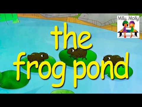 Milly Molly  The Frog Pond  S2E25