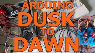 Arduino Dusk To Dawn Timer Based On Vintage Sangamo Suntracker