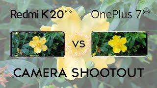 Redmi K20 Pro vs OnePlus 7 Pro: Camera Shootout