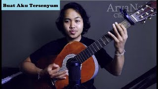 Download Chord Gampang (Buat Aku Tersenyum - Sheila On 7) by Arya Nara (Tutorial) Mp3