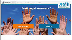IL Free Legal Answers overview for attorneys