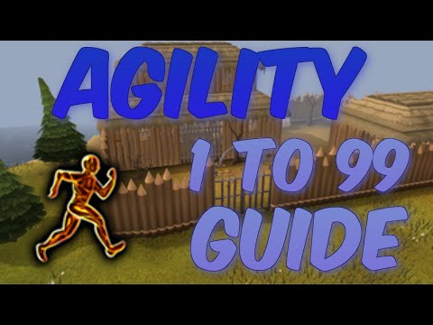 1-99 Agility Guide UPDATED Runescape 2014 - Fastest XP Methods [P2P Only]
