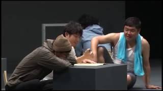 コント集団カジャラ #1『大人たるもの』より「山小屋における同ポジ多...