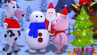 os sinos de tinir | Natal canções | festival canção | Papai Noel canção | Jingle Bells in Portuguese