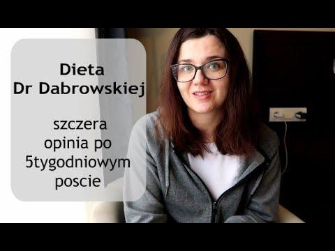 Dieta Dr Dabrowskiej Szczera Opinia Po 5tygodniowym Poscie