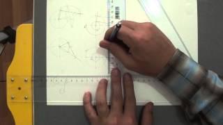 TeknikResim 014 İçten Çizgi Teğet Çizmek