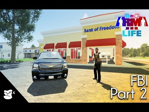 Arma 3 Life - FBI Part 2 - The Doohoo wedding!