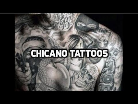 d82ef1fd19c27 Chicano Tattoos - Chicano Tattoo Ideas - YouTube