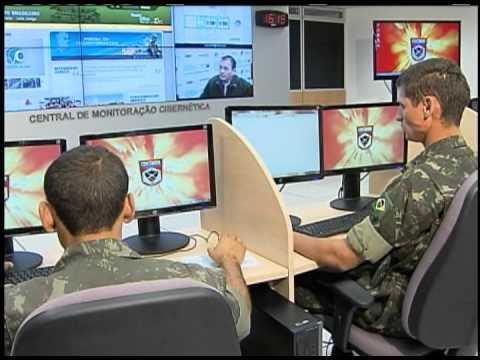 Centros de Defesa Cibernética monitoram computadores do governo para evitar ataques virtuais
