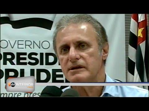 Prefeito de Prudente manifesta-se sobre investigações no transporte coletivo