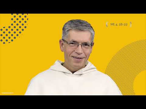 #EwangeliarzOP | 30 listopada 2018 | (Mt 4, 18-22)