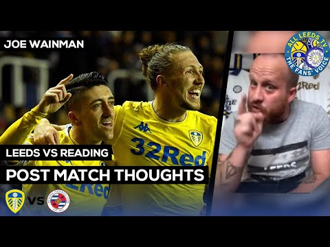 Reading 0-3 Leeds | BOYS ON FIRE AGAIN!