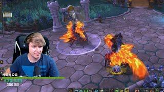 POJEDYNEK MOUNTÓW - World of Warcraft: Battle for Azeroth