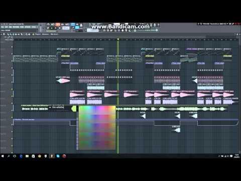 Adam Lambert - Ghost Town (Knnetic Remake) (FL Studio 12 Playthrough)