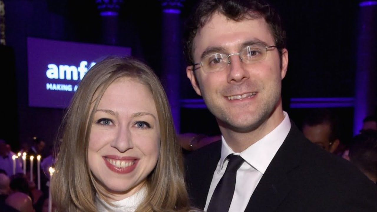 Strange Things About Chelsea Clinton's Marriage