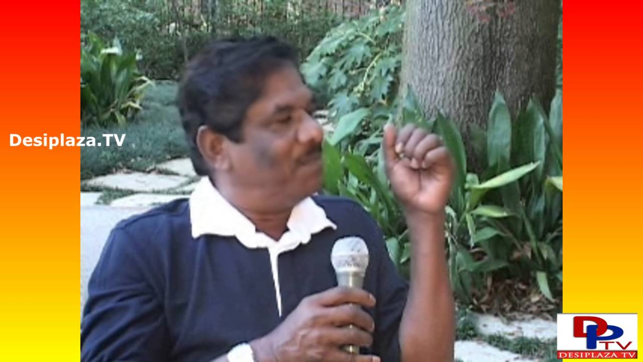 Part .2 Famous Tamil Director Bharati Raja giving interview to Hema Mohan