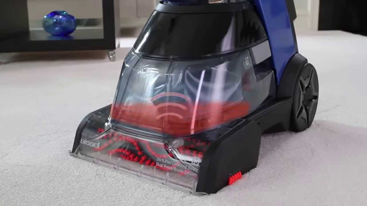 Easy Home Carpet Cleaner Instructions