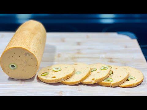 mortadelle-100%-maison-au-poulet-sans-colorants---facile-et-rapide.-deli-cuisine