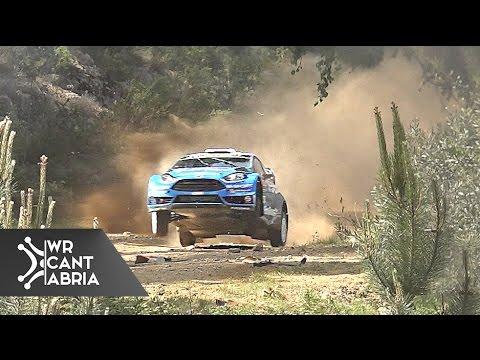 WRC Rally Portugal 2016 | Crash & Show | Full HD Highlights
