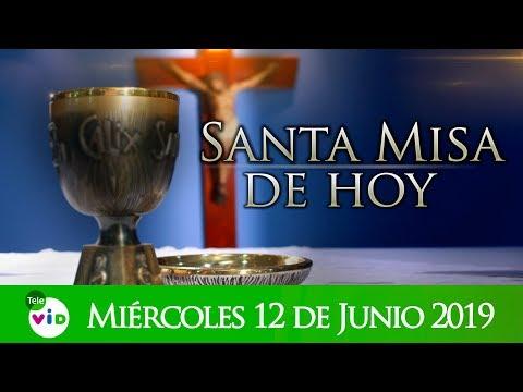 Misa de hoy ⛪ Martes 7 de Julio de 2020, Padre Fabio Giraldo - Tele VID from YouTube · Duration:  37 minutes 55 seconds