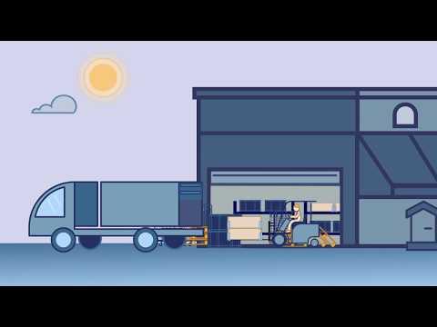 Smart Retur - Digital Pallet Logistics