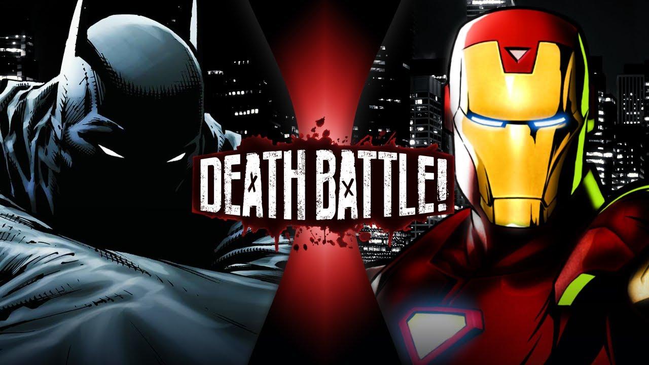 Download Batman VS Iron Man (DC VS Marvel) | DEATH BATTLE!