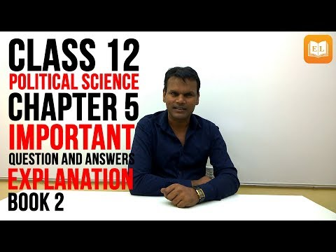 Challenges to and restoration of congress System Class 12 | Question And Answers