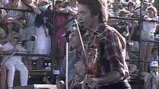 Doug Kershaw - Louisiana Man (Live at Farm Aid 1986)