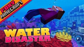 Minecraft | AQUATIC DISASTER | Foxy's Bedrock Survival [52]
