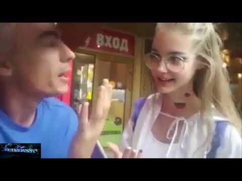 EL video de la rusa hablando en español